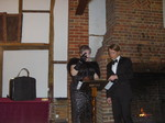 Auction scene - with the Agent 007